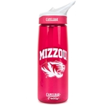 Mizzou CamelBak Hot Pink Bottle
