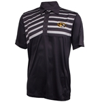 Mizzou Ping Charcoal & White Polo
