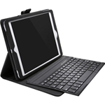 Kensington Black Keyfolio Pro 2  iPad Air Case with Keyboard
