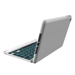 Zagg White iPad Air Folio Case with Keyboard