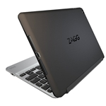 Zagg Black iPad Air 2 Slim Book Case with Keyboard