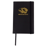 Mizzou Tiger Head Black Journal