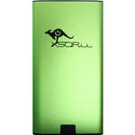 PowerBar 6,000 mAh Green Portable Battery Charger