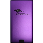 PowerBar 6,000 mAh Purple Portable Battery Charger