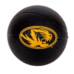 Mizzou Black & Gold Mini Nerf Basketball