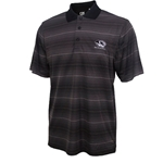 Mizzou Cutter & Buck Tiger Head DryTec Black Tonal Polo