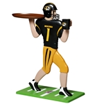Mizzou Football Player Tray Table with Cup Holder