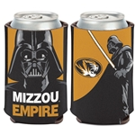Mizzou Empire Darth Vader Foam Can Holder