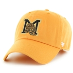 Mizzou Classic Collection Gold Hat