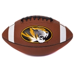 Mizzou Oval Tiger Head Pee Wee Football