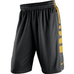 Mizzou Nike&reg 2015 Black & Gold Basketball Shorts