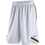 Mizzou Nike&reg 2015 White Athletic Shorts