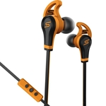 SMS Audio Orange Wired Sport In-Ear Headphones