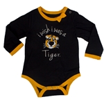 Mizzou Infant Black Truman Onesie