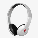 Skullcandy White Bluetooth Uproar On Ear Headphones