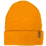 Mizzou Cuffed Gold Knit Beanie