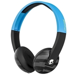 Skullcandy Uproar Blue & Black Bluetooth Headphones