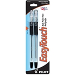 Black EasyTouch Ball Point Stick Pens