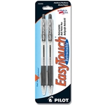 Black EasyTouch Retractable Ballpoint Pens