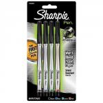 4 pack Assorted Colors Sharpie Fine Point Pens