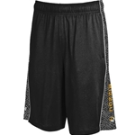 Mizzou Under Armour Black Athletic Shorts