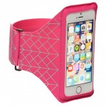 STM Pink Armband for iPhone 6