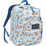 JanSport Big Student Multi Painted Ditzy Backpack