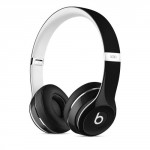 Beats by Dre Solo2 Luxe Black On-Ear Headphones