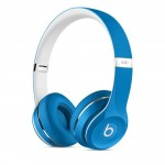 Beats by Dre Solo2 Luxe Blue On-Ear Headphones