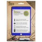 JucePeel Color Glass Blue Screen Protection Kit for iPad mini