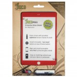 JucePeel Color Glass Red Screen Protection Kit for iPad mini