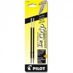 Pilot Dr. Grip/Dr. Grip Brights, B2P Ball Point Pen Refills Pack of 2