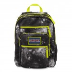 JanSport Big Student Overexposed Black Galaxy Backpack