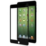 Black iPad Mini Moshi iVisor XT Crystal Clear Screen Protector