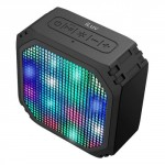 Aud Mini Party by iLuv (Rugged Dynamic Color LED Portable Bluetooth Speaker)
