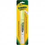 Crayola Dual-Ended Erasable Highlighter