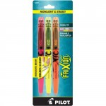 Pilot FriXion 3-Pack Assorted Highlighters