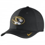 Mizzou Nike&reg 2016 Dri-Fit Black Adjustable Hat