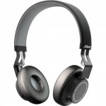 Jabra Move Black Wireless Bluetooth Over-Ear Headphones