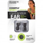 Comply Sport + Plus Foam Earphone Tips