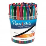 Assorted Papermate Flair Felt Tip Marker Pens