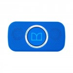 Monster Superstar Blue Bluetooth Speaker