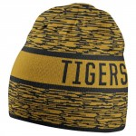 Mizzou Tigers Nike&reg 2016 Black & Gold Reversible Beanie