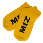 Mizzou Gold Ankle Socks