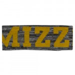 Mizzou Grey Knit Headband