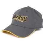 Mizzou Tigers Grey Adjustable Hat