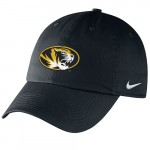 Mizzou Nike&reg 2016 Coach Odom Black Adjustable Hat