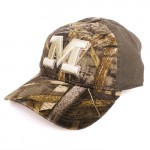 Mizzou Block M Camouflage Green Adjustasble Hat