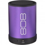 808 CANZ Bluetooth Purple Wireless Speaker