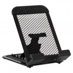 Adjustable Mobile Device Black Mesh Stand